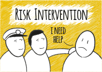 yellow risk intervention