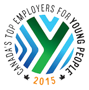 Canada's Top Employer for Young People