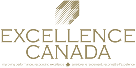 Excellence Canada Platinum Level logo