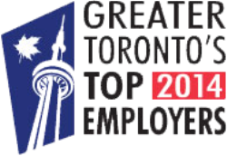 Greater Toronto Top Employers 2014 Logo
