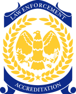 Commission on Accreditation for Law Enforcement Agencies Logo
