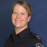 Media officer Constable Heather Cannon